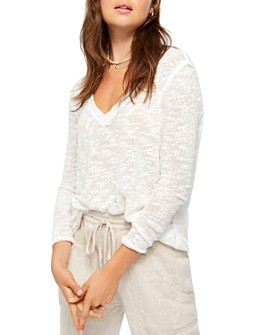 Free People - Ocean Air Hacci Sweater