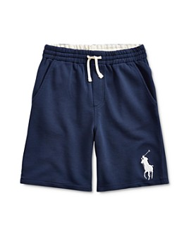 Ralph Lauren - Boys' French Terry Shorts - Big Kid