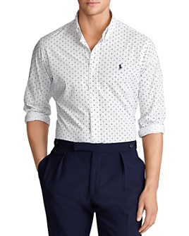 Polo Ralph Lauren - Classic Fit Anchor-Print Shirt