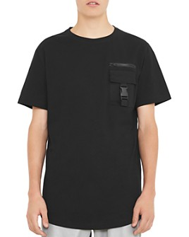 nANA jUDY - State Cotton Utility Pocket Tee