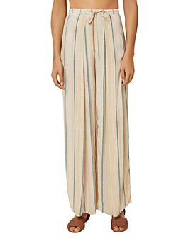 O'Neill - Anthia Striped Pull-On Pants