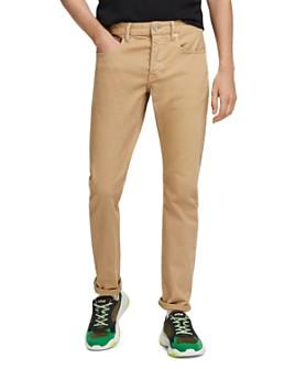Scotch & Soda - Ralston Slim Fit Jeans in Sand