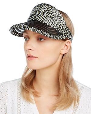 Eugenia Kim Women's Vickey Visor Hat