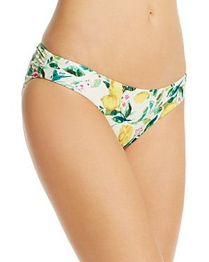 Pq Swim Basic Ruched Bikini Bottom