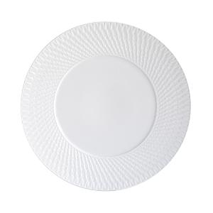 Bernardaud Twist Collection Service Plate - 100% Exclusive-Home