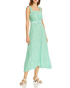 Faithfull the Brand - St Tropez Ruffled Dress