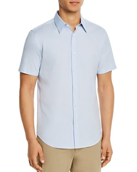 Theory - Sylvain Wealth Slim Fit Button-Down Shirt