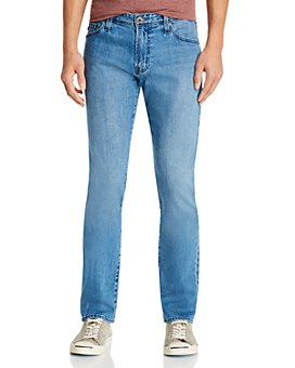 AG - The Graduate Slim Straight Fit Jeans in Intercept
