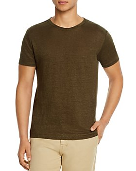 7 For All Mankind - Linen Jersey Tee