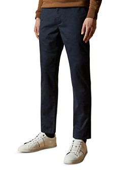 Ted Baker - Sleepe Cotton-Blend Slim Fit Chino Pants