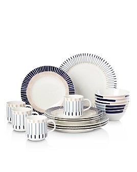 kate spade new york - Brook Lane Dinnerware Set, 16 Piece
