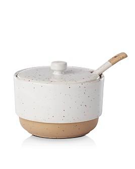 Dansk - Koffie Sugar Bowl & Spoon Set