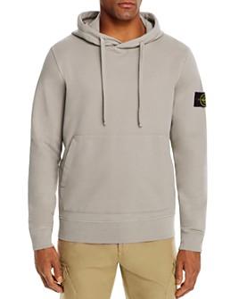 Stone Island - Cotton Hooded Sweatshirt