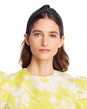 Aqua Women's Woven Knot Headband - 100% Exclusive