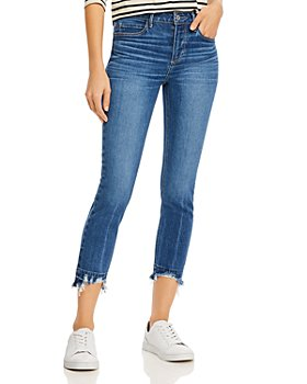 PAIGE - Skyline Cropped Skinny Jeans