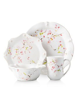 Juliska - Berry & Thread Floral Sketch Dinnerware