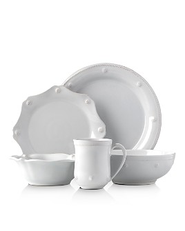 Juliska - Berry & Thread Twilight Grey Dinnerware - 100% Exclusive