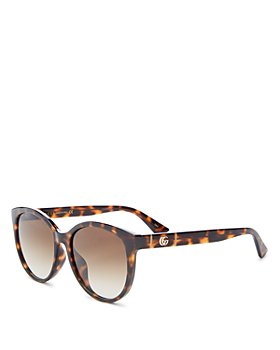 Gucci - Women's Round Sunglasses, 56mm