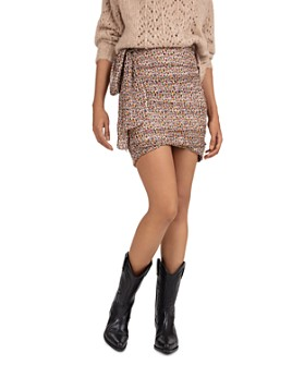 ba&sh - Dina Mini Skirt