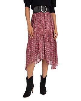 ba&sh - Domeo Asymmetric Midi Skirt