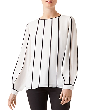 Hobbs London Lorelai Piped Top