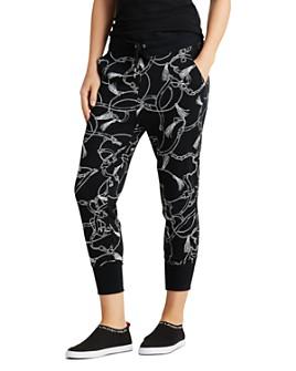 Ralph Lauren - Equestrian Print Jogger Pants