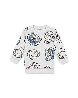 Kenzo - Boys' Cotton Printed Fleece Sweatshirt - Baby