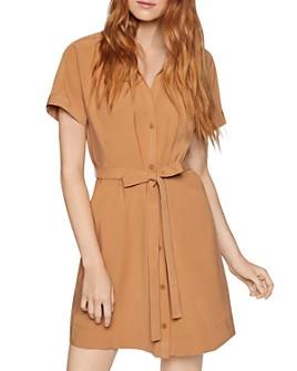 BCBGENERATION - Short-Sleeve Shirt Dress