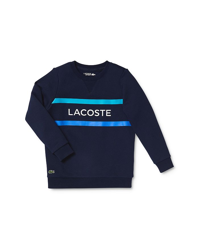 Lacoste - Boys' Logo Sweatshirt - Little Kid, Big Kid