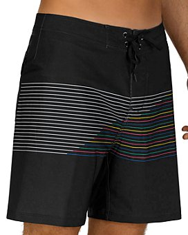 Hurley - Phantom Slash Rainbow Board Shorts
