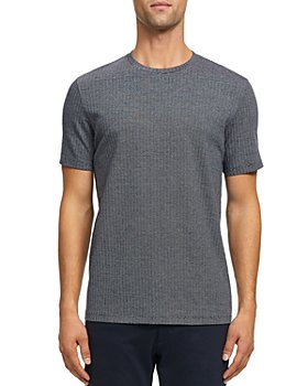Theory - Zelig Jacquard Clean Tee