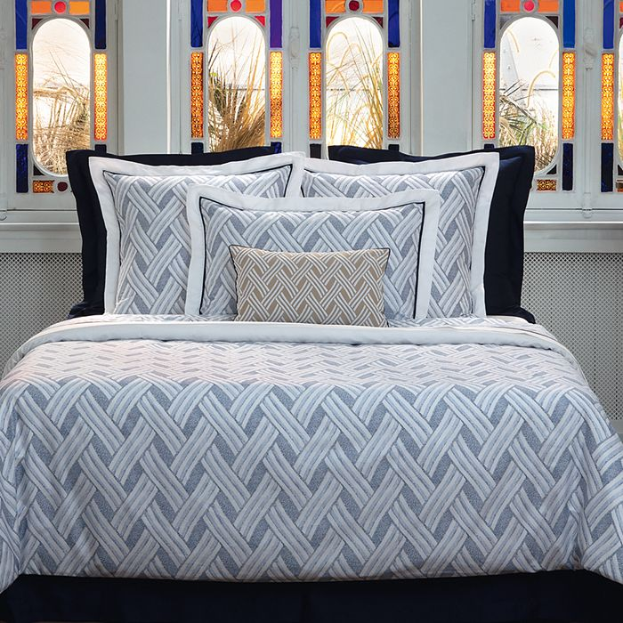 Yves Delorme - Naussica Bedding Collection