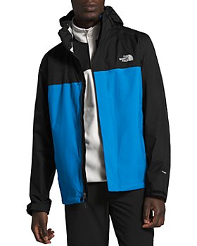 The North Face® - Venture 2 Color-Blocked DWR Hooded Jacket