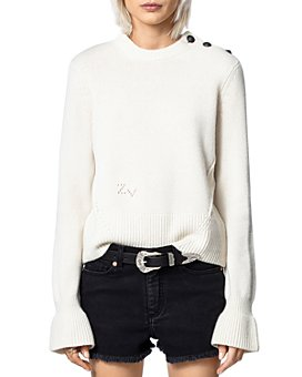 Zadig & Voltaire - Posy Bell-Sleeve Sweater