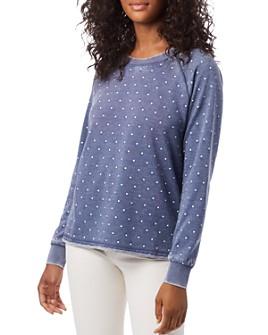 ALTERNATIVE - Lazy Day Printed Sweatshirt