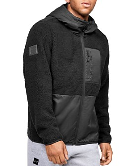 Under Armour - 10.1 Sherpa Loose Fit Jacket
