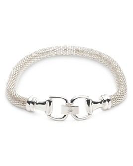 Ralph Lauren - Interlocking Link Mesh Flex Bracelet