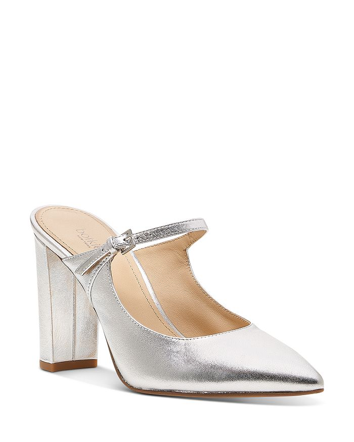 Botkier - Women's Hannah Slip On Pointed Pumps
