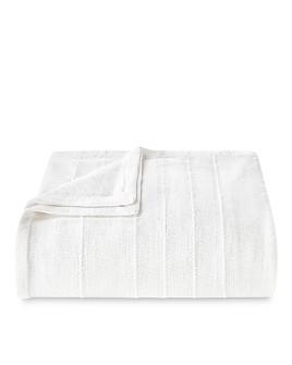 Vera Wang - Open Stripe Blanket, Full/Queen