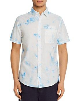Sovereign Code - Easy Tie-Dye Slim Fit Shirt