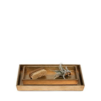 Pigeon & Poodle - Tanlay Nested Trays, Set of 2