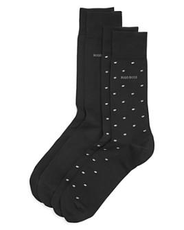 HUGO - Minipat Socks - Pack of 2
