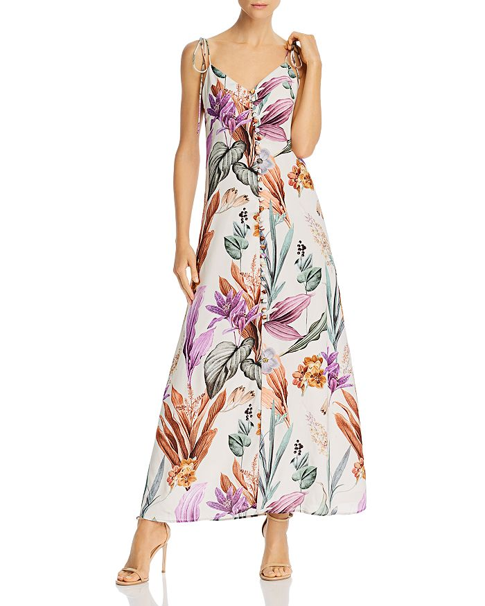 Atelier 1756 - Varadero Cotton Floral-Print Dress