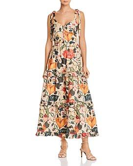 Atelier 1756 - Moro Floral-Print Dress