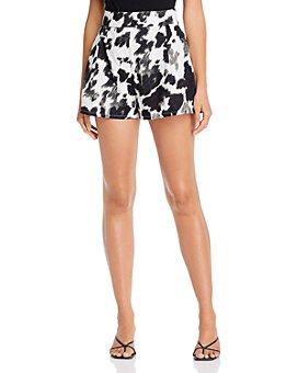 WeWoreWhat - Etoile Printed Shorts