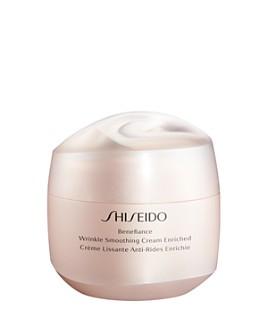 Shiseido - Benefiance Wrinkle Smoothing Cream Enriched 2.5 oz.