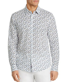 Michael Kors - Liberty Harmony Floral-Print Button-Down Cotton Shirt