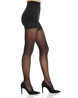 Dot Compression Shaping Tights