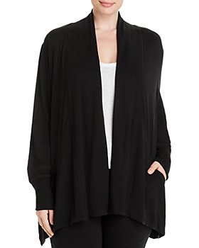 Marc New York Plus - Open-Front Cardigan