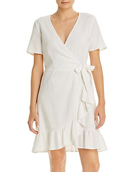 Vero Moda - Faux-Wrap Dress